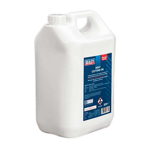 Sealey NCO/5L - Neat Cutting Oil 5ltr