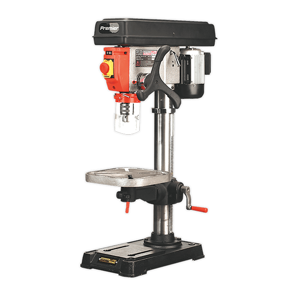Sealey PDM155B - Pillar Drill Bench Premier 16-Speed 1050mm Height 230V