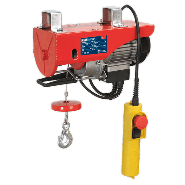 Sealey PH250 - Power Hoist 230V/1ph 250kg Capacity