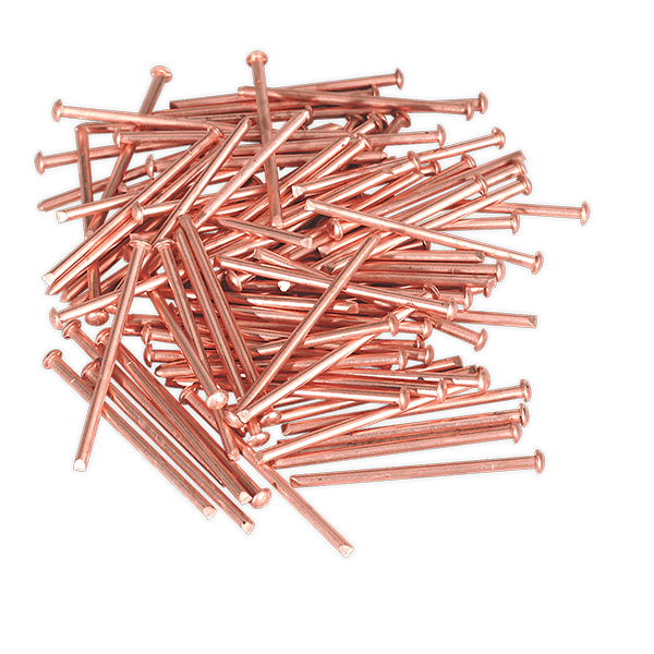 Sealey PS/0002 - Stud Welding Nails 2.5 x 50mm Pack of 100