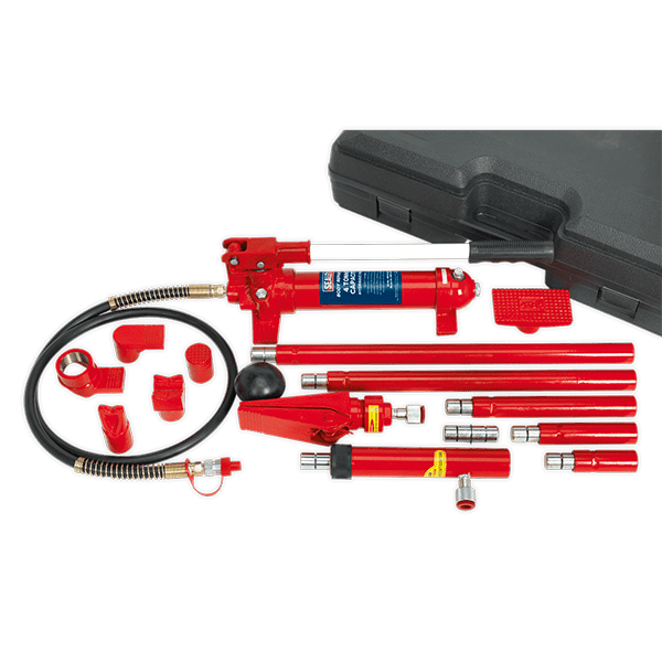 Sealey RE97/4 - Hydraulic Body Repair Kit 4tonne Snap Type