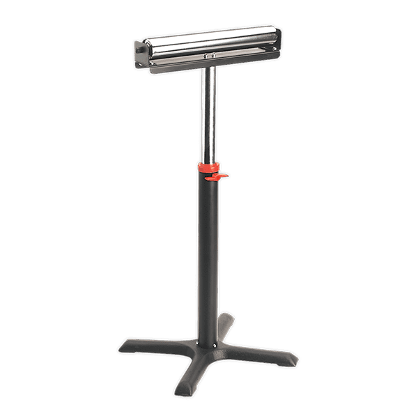 Sealey RS5 - Roller Stand Woodworking 1 Roller 90kg Capacity