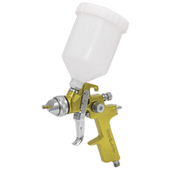 Sealey S701G - Spray Gun Professional Gravity Feed 1.4mm Set-Up