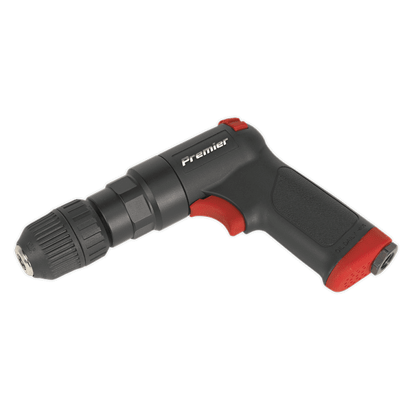Sealey SA620 - Air Pistol Drill with 10mm Keyless Chuck Super-Duty