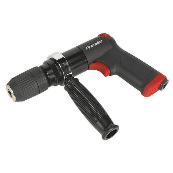 Sealey SA621 - Air Pistol Drill with 13mm Keyless Chuck Super-Duty
