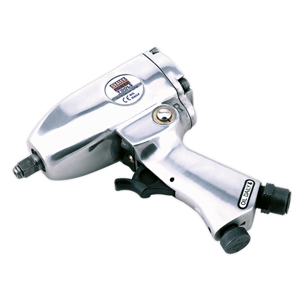 "Sealey SA912 - Air Impact Wrench 3/8""Sq Drive Heavy-Duty"