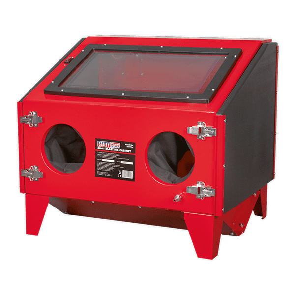 Sealey SB970 - Shot Blasting Cabinet Double Access 690 x 575 x 620mm