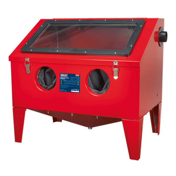 Sealey SB972 - Shot Blasting Cabinet 760 x 510 x 710mm