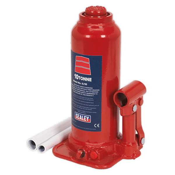 Sealey SJ10 - Bottle Jack Yankee 10tonne