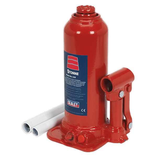 Sealey SJ5 - Bottle Jack Yankee 5tonne