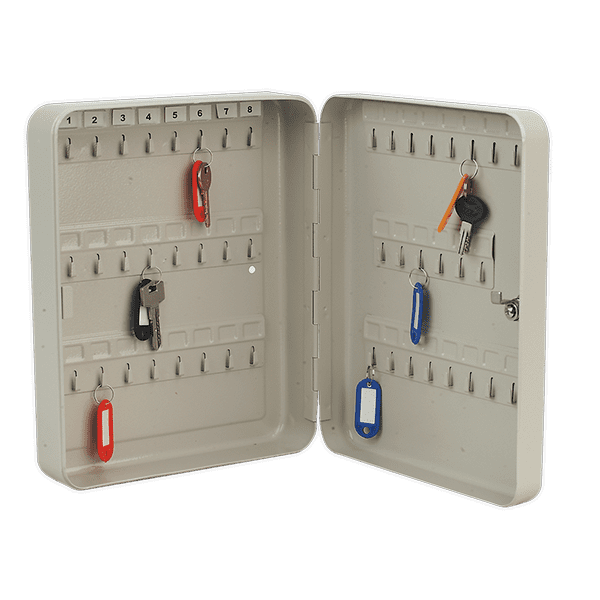 Sealey SKC45 - Key Cabinet with 45 Key Tags