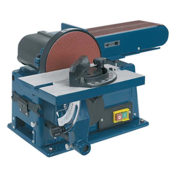 Sealey SM14 - Belt/Disc Sander Bench Mounting 915 x 100mm/O150mm