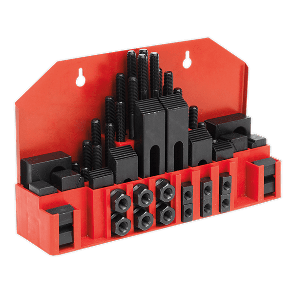Sealey SM25/52T - Clamping Kit 58pc