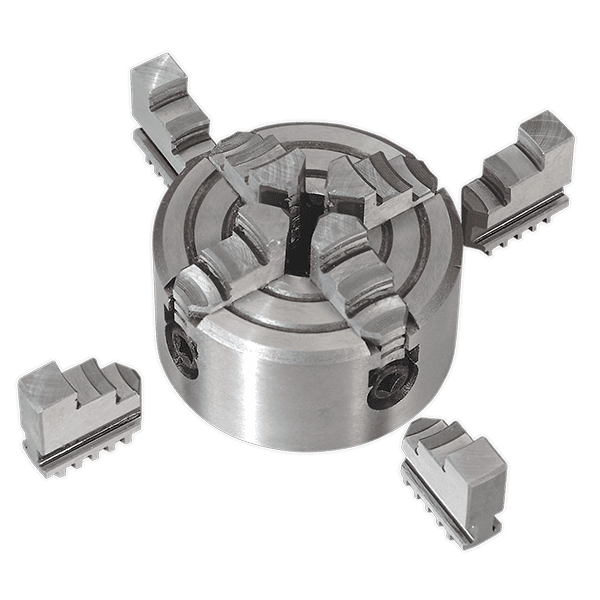 Sealey SM30024JC - 4 Jaw Independent Chuck