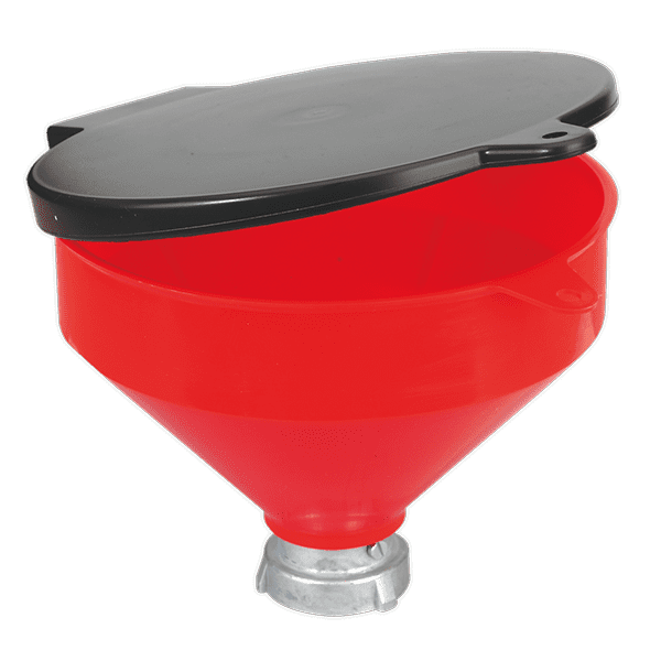 Sealey SOLV/SF - Solvent Safety Funnel with Flip Top