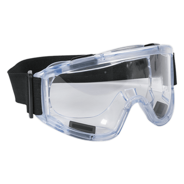 Sealey SSP2 - Safety Goggles Indirect Vent BS EN 166