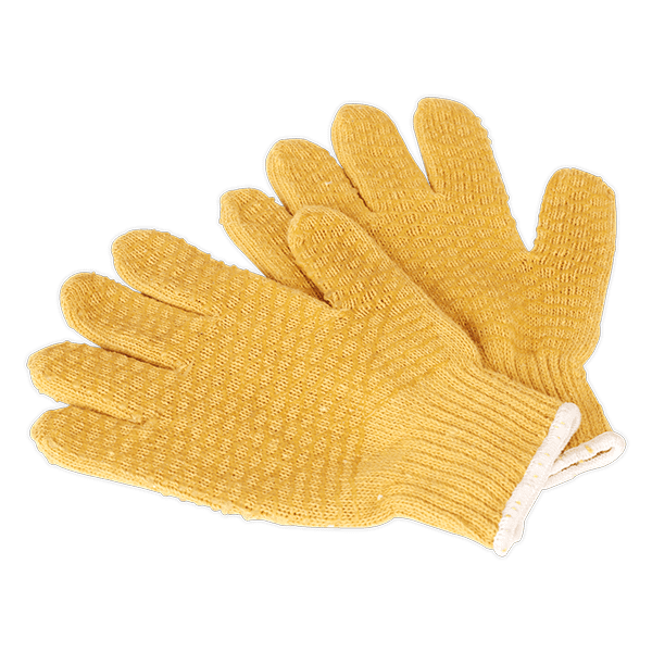 Sealey SSP33 - Anti-Slip Handling Gloves Pair