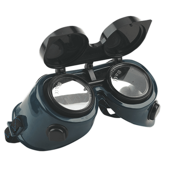 Sealey SSP6 - Gas Welding Goggles with Flip-Up Lenses