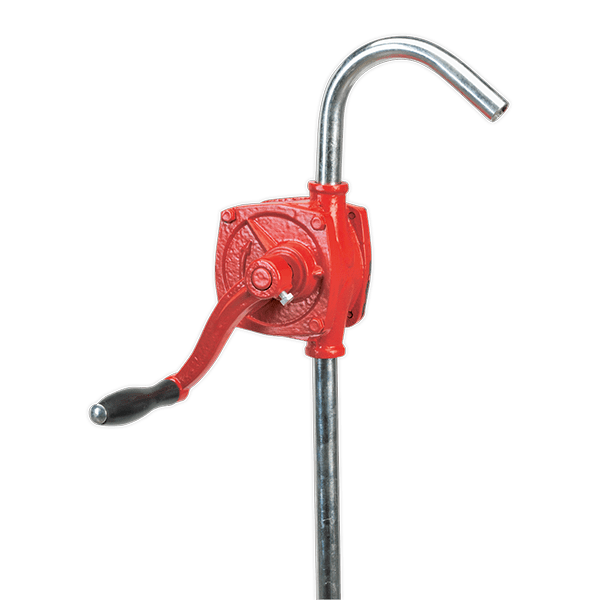 Sealey TP55 - Rotary Oil Drum Pump 0.2ltr/Revolution