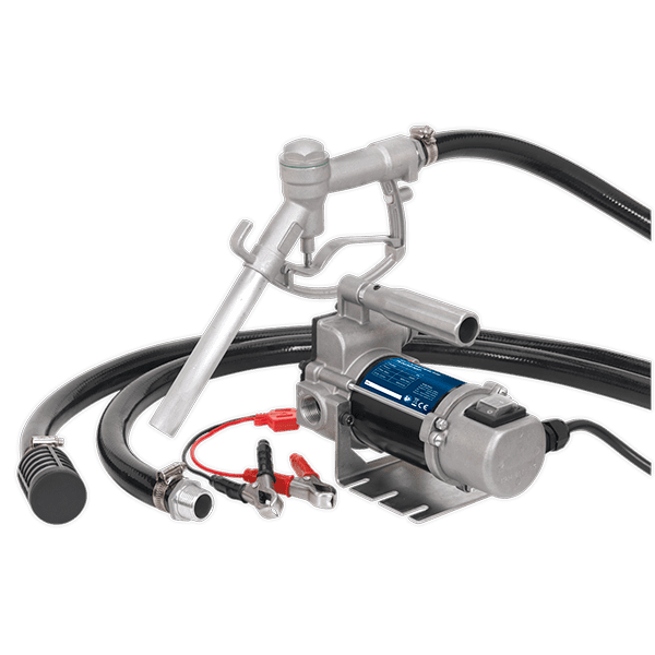 Sealey TP96 - Diesel/Fluid Transfer Pump Portable 12V