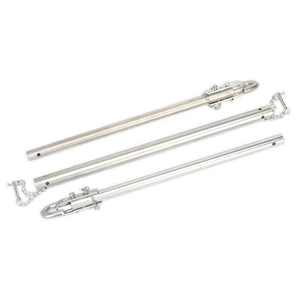 Sealey TPK252 - Tow Pole 2000kg Rolling Load Capacity
