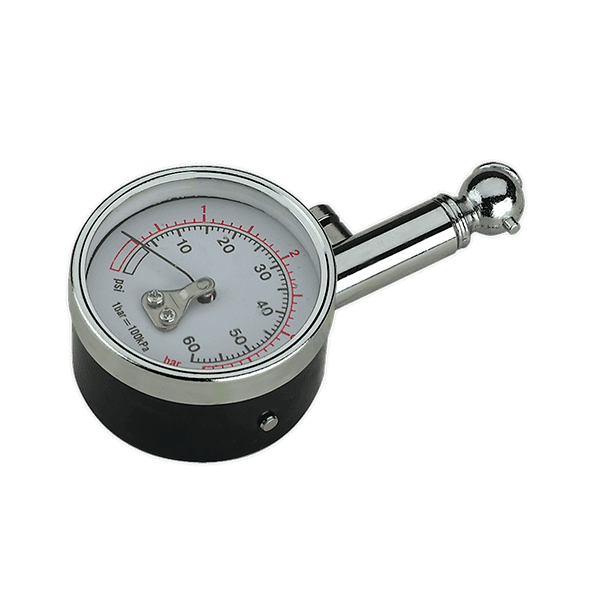 Sealey TST/PG99 - Tyre Pressure Gauge GS/TUV Approved