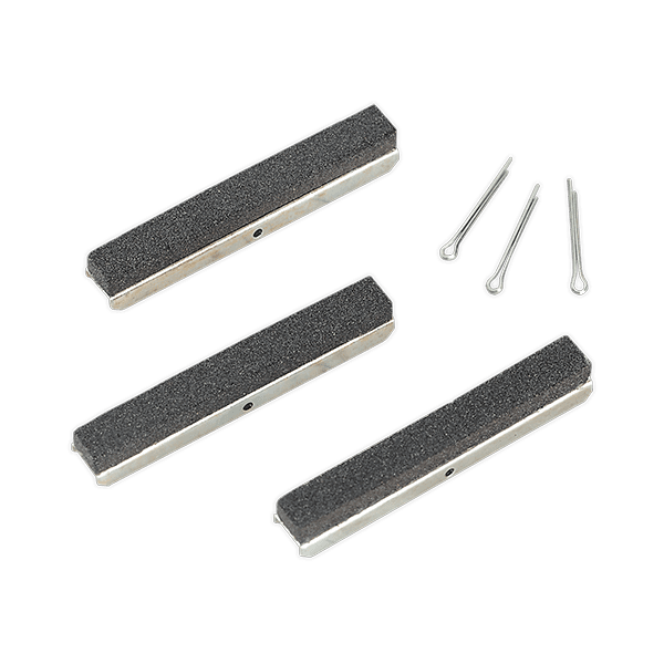 Stones 75mm Coarse for VS162 Pack of 3