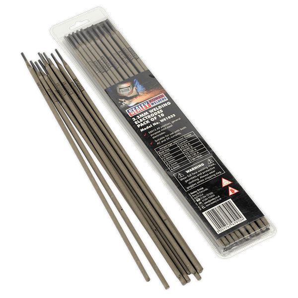 Welding Electrodes 3.2mm Pack of 10