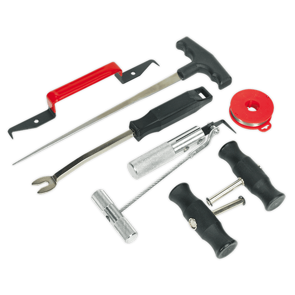 Sealey WK3 - Windscreen Removal Tool Kit