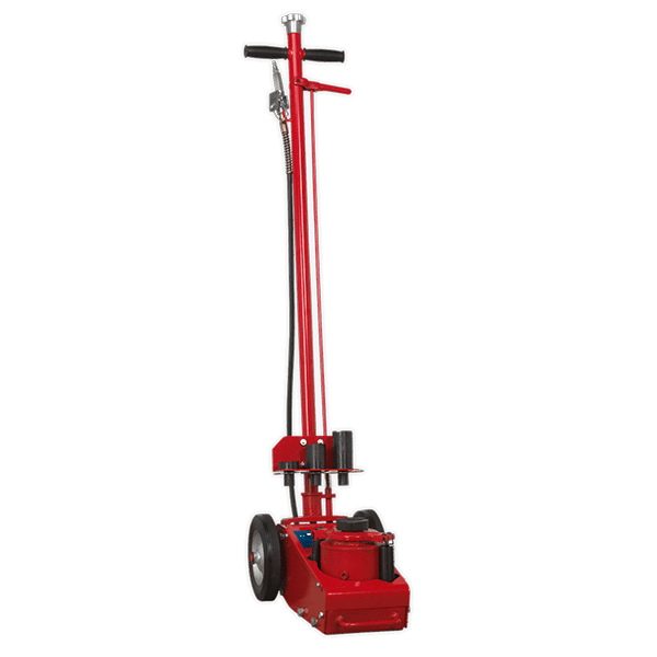 Sealey YAJ20B - Air Operated Trolley Jack Yankee 20tonne