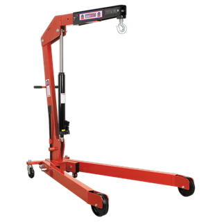 Sealey SPC2000 - Folding Engine Crane Premier 2tonne