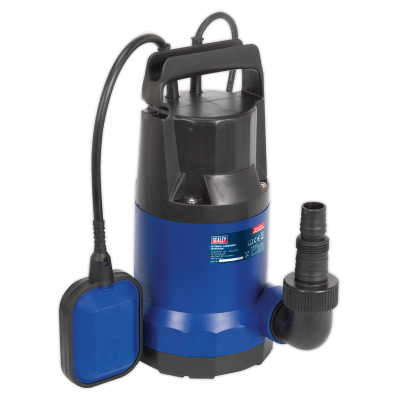 Sealey WPC100A - Submersible Water Pump Automatic 100ltr/min 230V